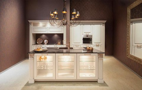Unique kitchen designs by SEA - SEA Services GmbH