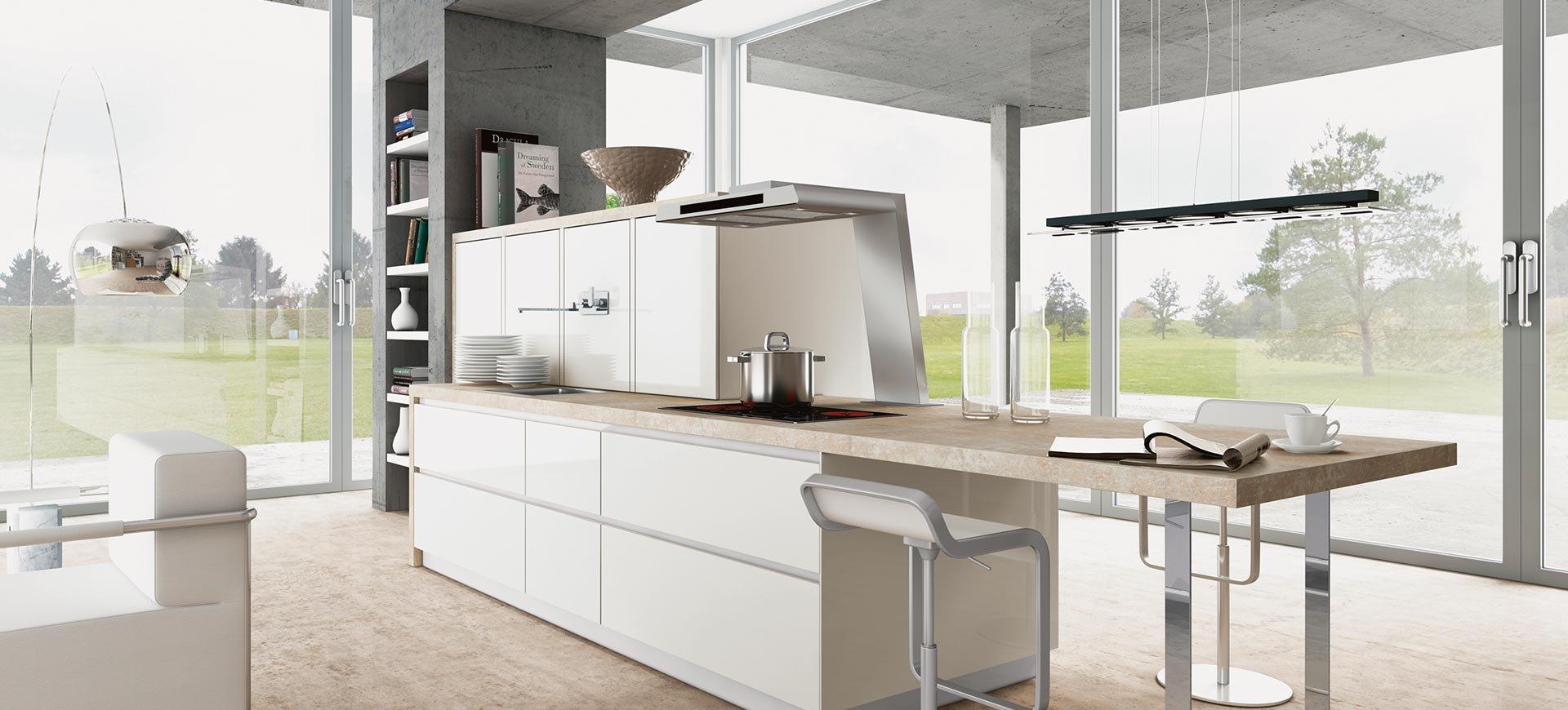 Unique kitchen designs by SEA - SEA Services GmbH